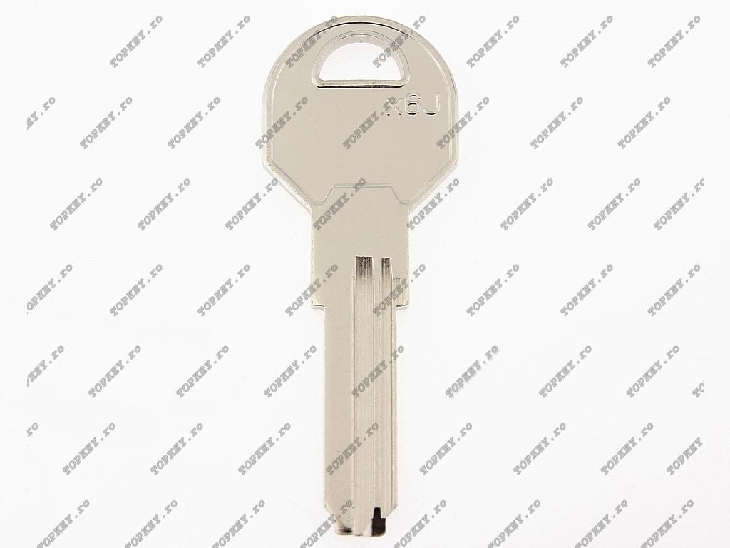 Cheie bruta speciala cu amprenta din alama.