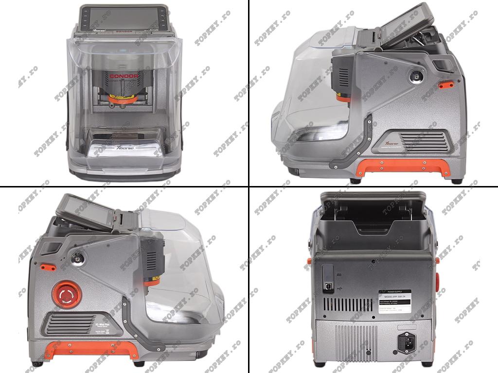 Condor XC-MINI Plus mașină computerizata pentru tăiere chei auto
