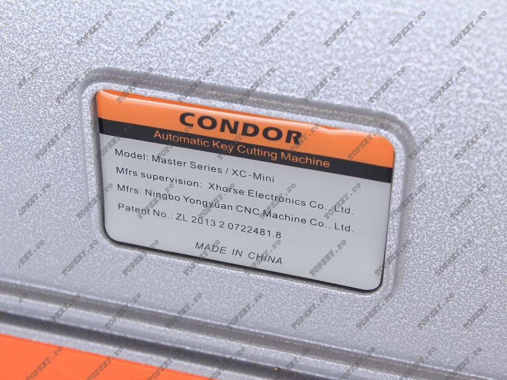 Condor XC-MINI mașină computerizata pentru tăiere chei auto