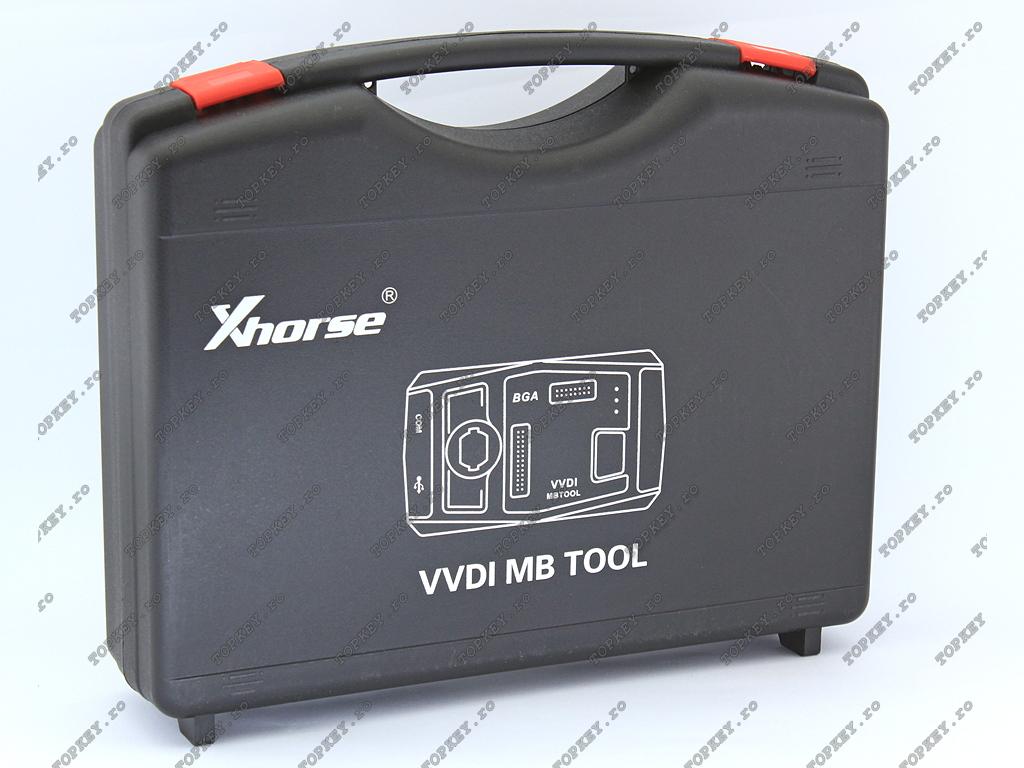 VVDI MB BGA Tool pentru programare la IR chei pentru Mercedes